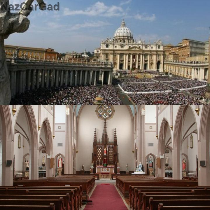 …The Catholic Church Exodus…