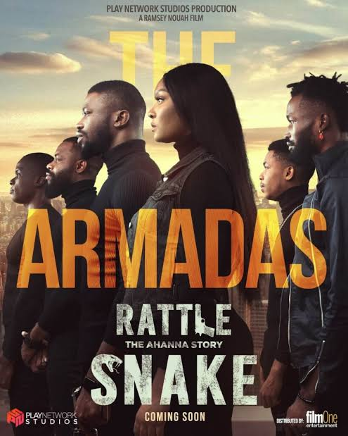 …Rattle Snake: The Ahanna Story Review…